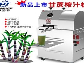 XJT-SXZ3甘蔗榨汁机
