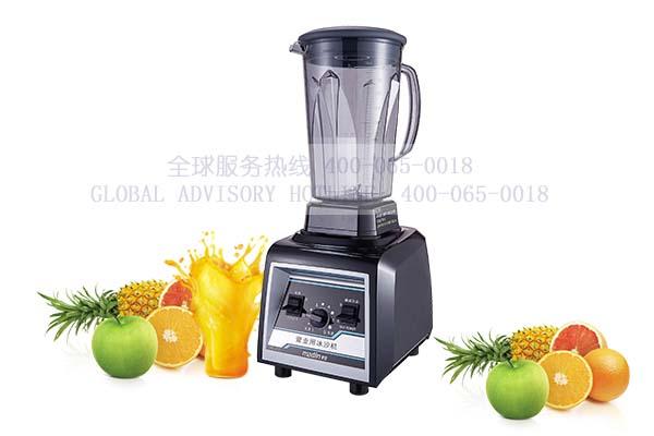 麦登207冰沙豆浆调理机_商用奶茶机