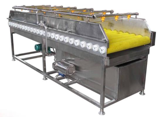 蔬菜清洗设备使用情况分析判断