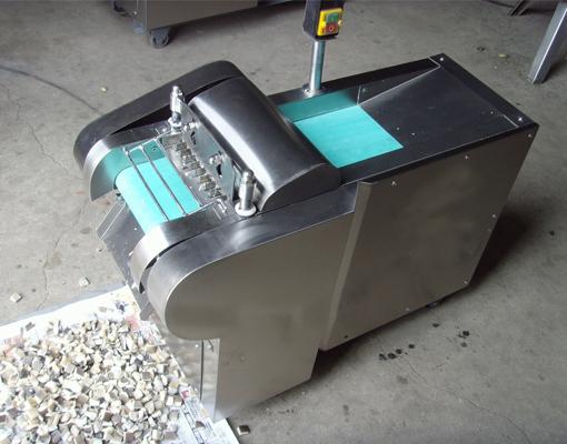 不锈钢切菜机使用说明