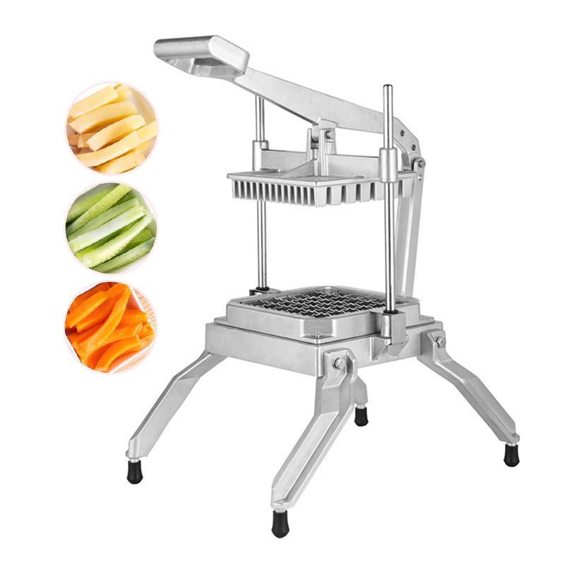 生菜切块切丁机