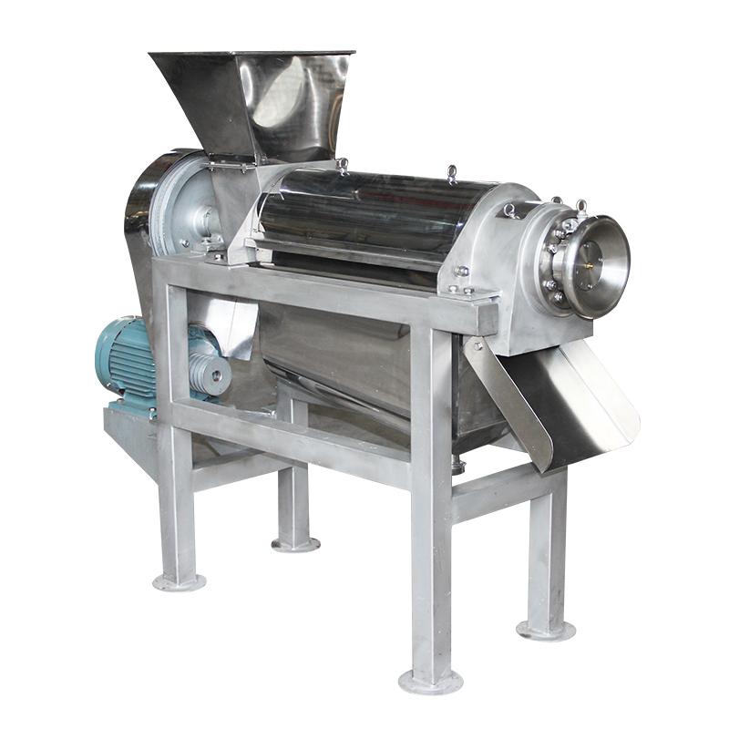 工业蔬果螺旋榨汁机