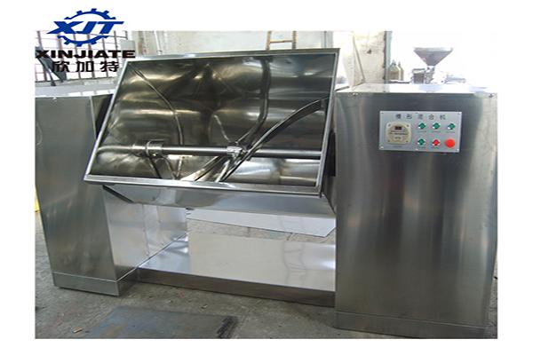槽型混合搅拌机