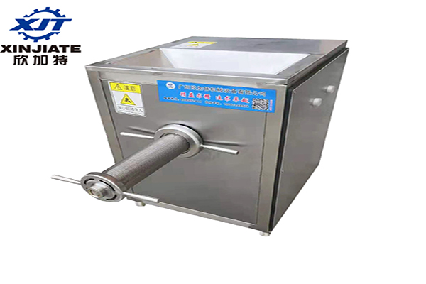 鱼泥精滤机