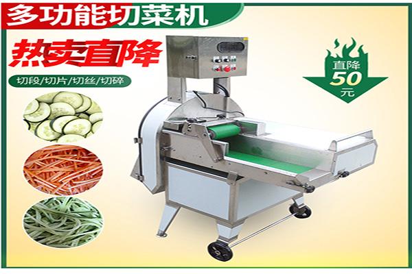 XJT-QC805多功能切柠檬切韭菜机
